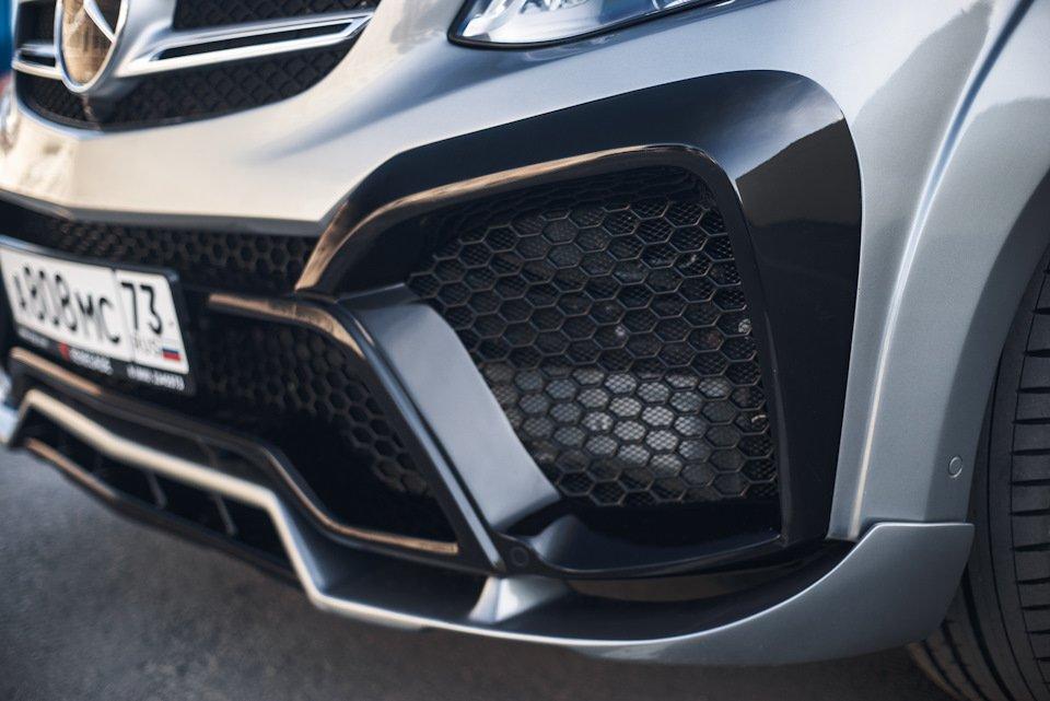 Mercedes GLE-class 2016 RENEGADE Design (17)