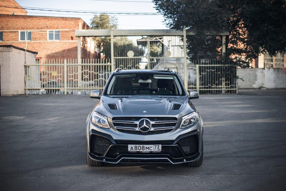 Mercedes GLE-class 2016 RENEGADE Design (20)