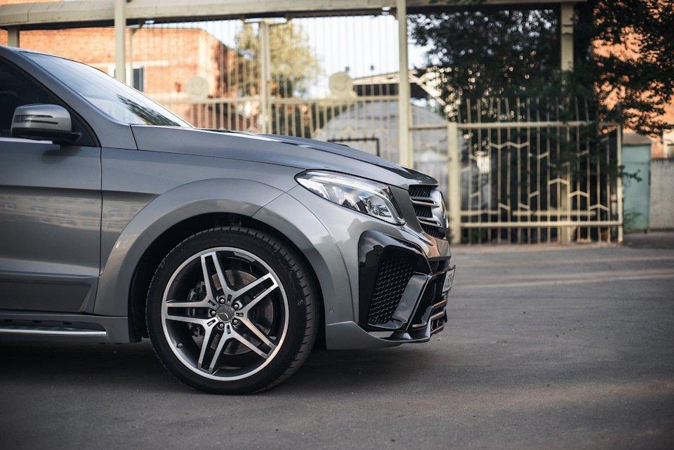 Mercedes GLE-class 2016 RENEGADE Design (23)