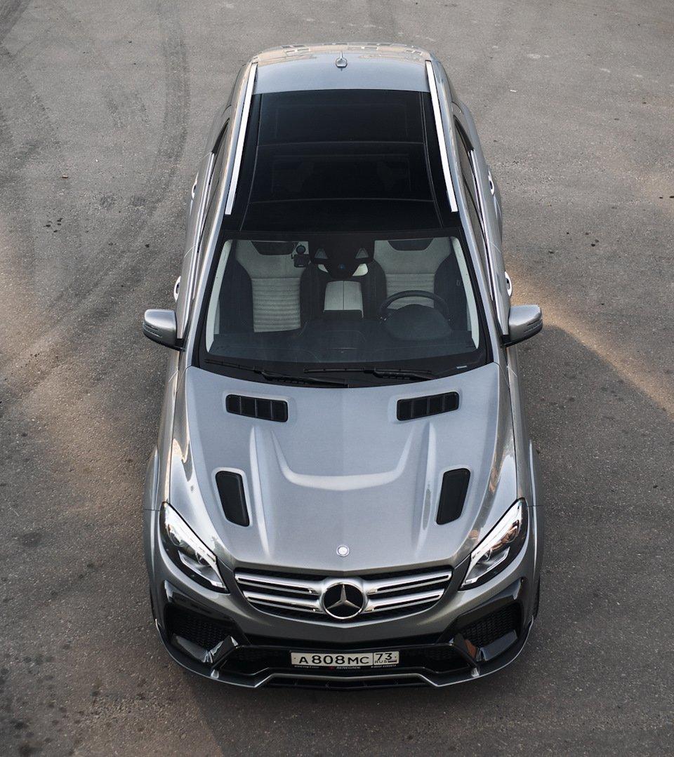 Mercedes GLE-class 2016 RENEGADE Design (26)