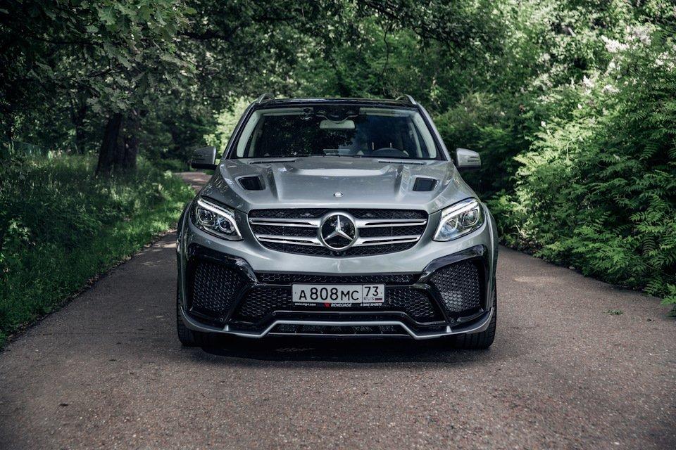 Mercedes GLE-class 2016 RENEGADE Design (28)