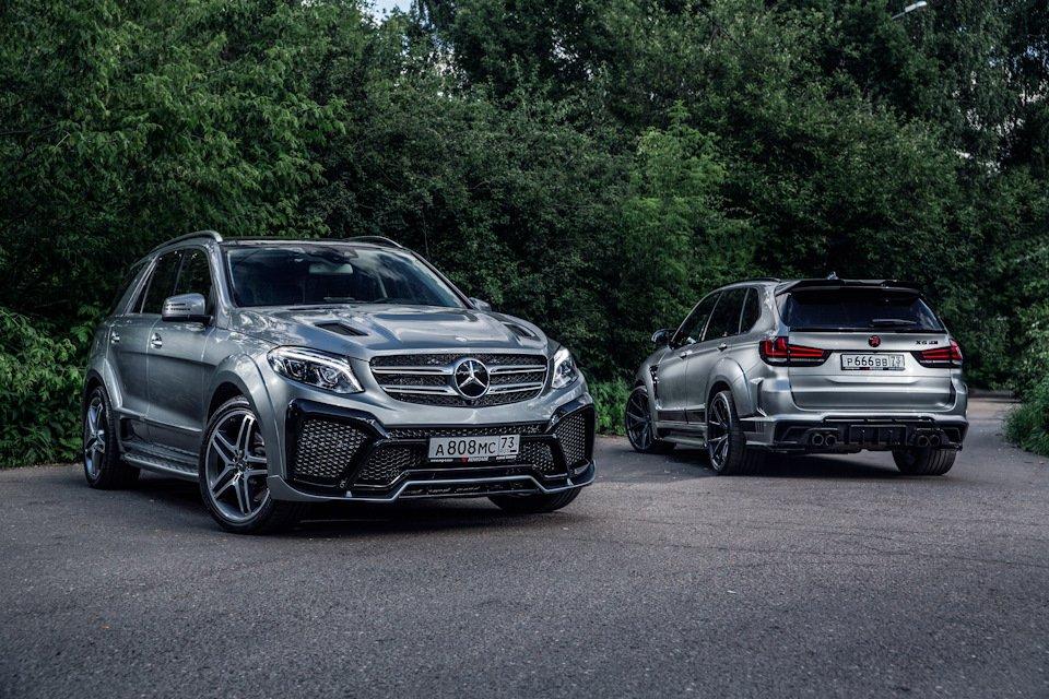 Mercedes GLE-class 2016 RENEGADE Design (32)