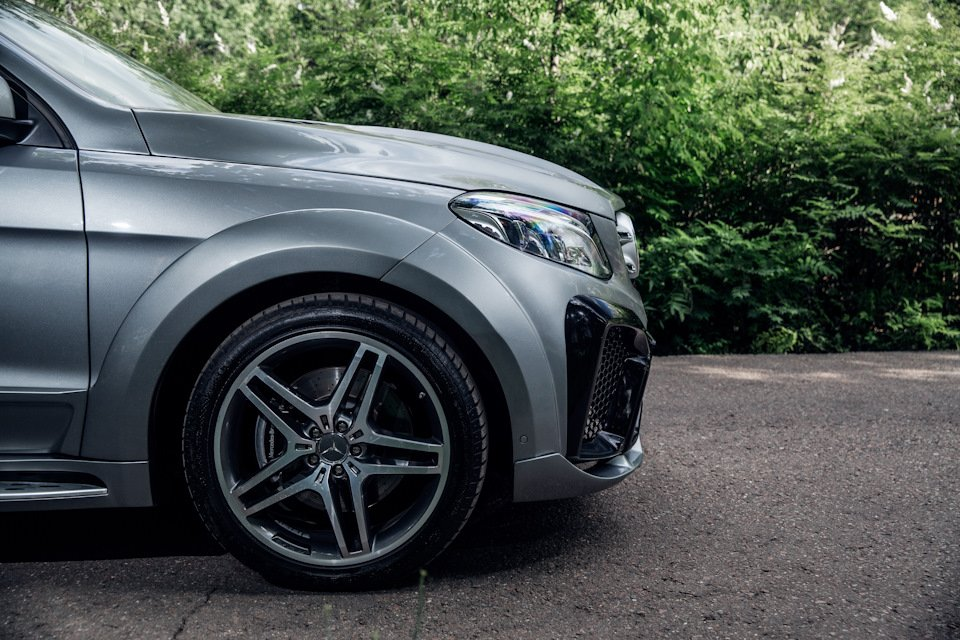 Mercedes GLE-class 2016 RENEGADE Design (33)