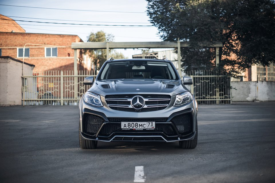 Mercedes GLE-class 2016 RENEGADE Design (40)