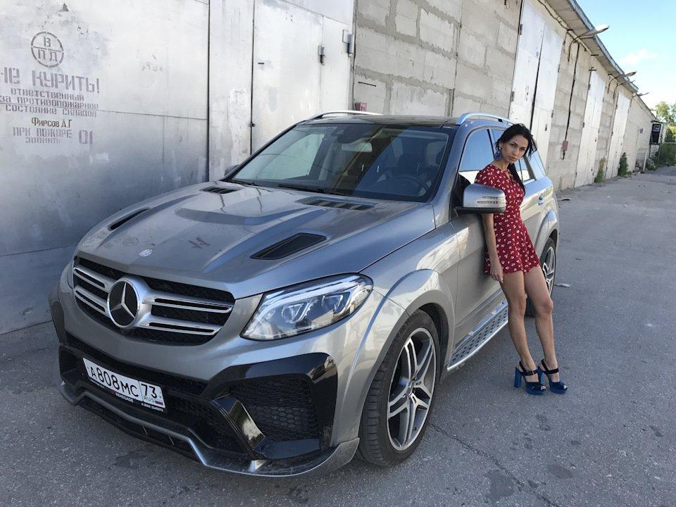 Mercedes GLE-class 2016 RENEGADE Design (46)