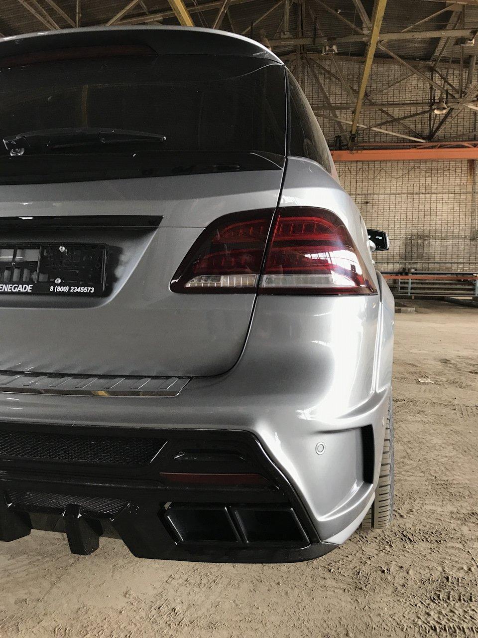 Mercedes GLE-class 2016 RENEGADE Design (49)