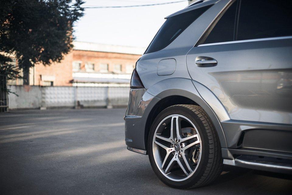 Mercedes GLE-class 2016 RENEGADE Design (4)
