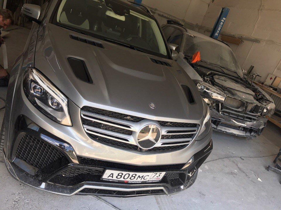 Mercedes GLE-class 2016 RENEGADE Design (50)