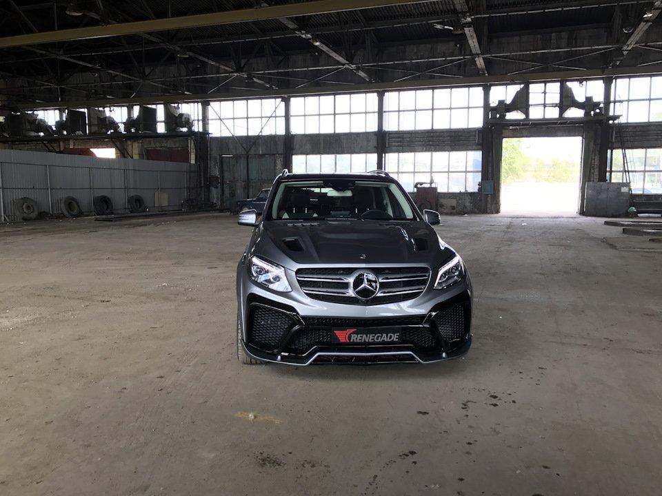 Mercedes GLE-class 2016 RENEGADE Design (55)