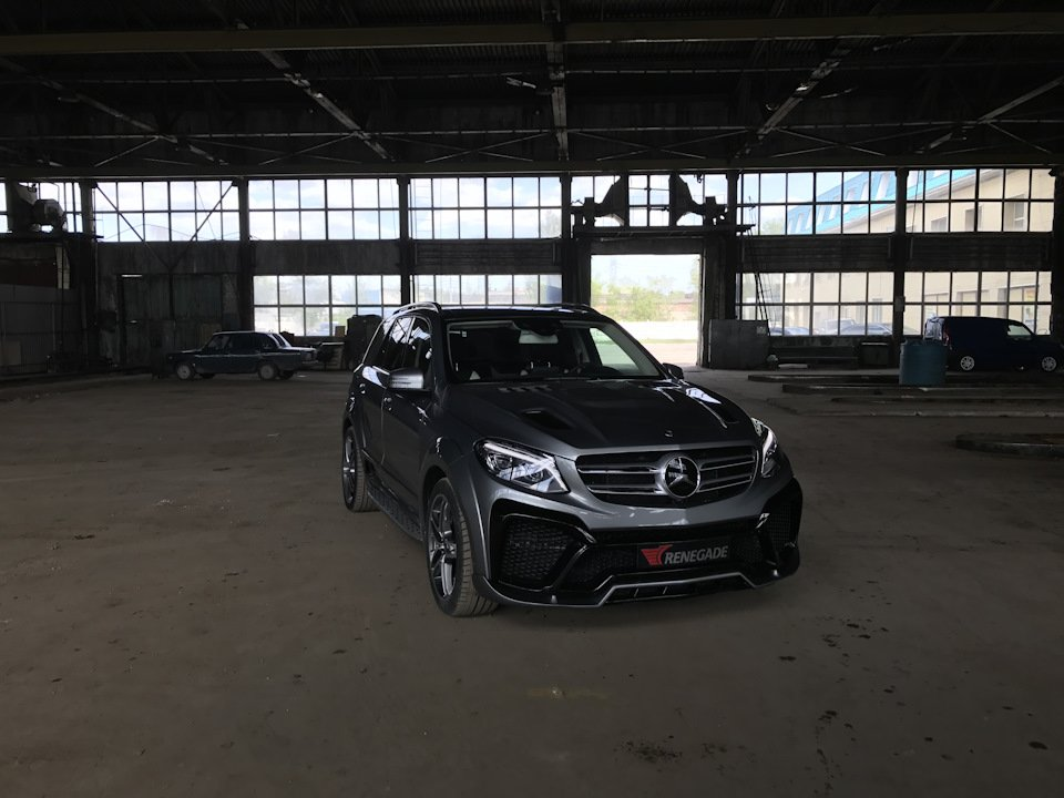 Mercedes GLE-class 2016 RENEGADE Design (57)
