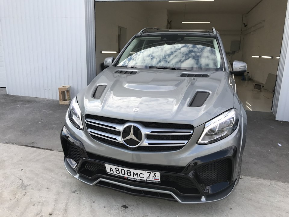 Mercedes GLE-class 2016 RENEGADE Design (65)