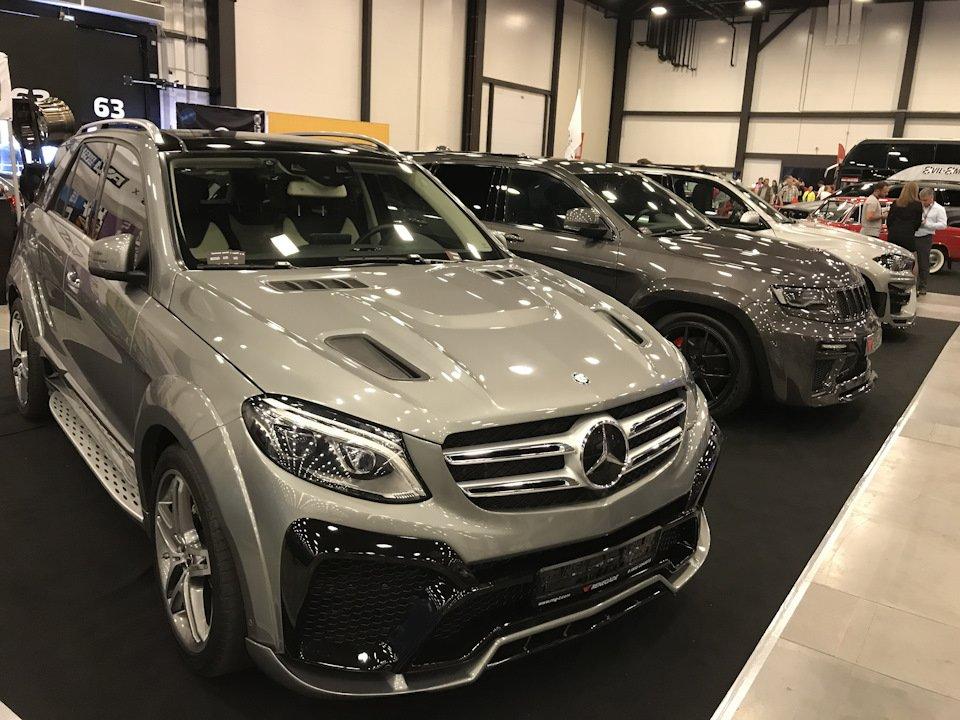 Mercedes GLE-class 2016 RENEGADE Design (66)