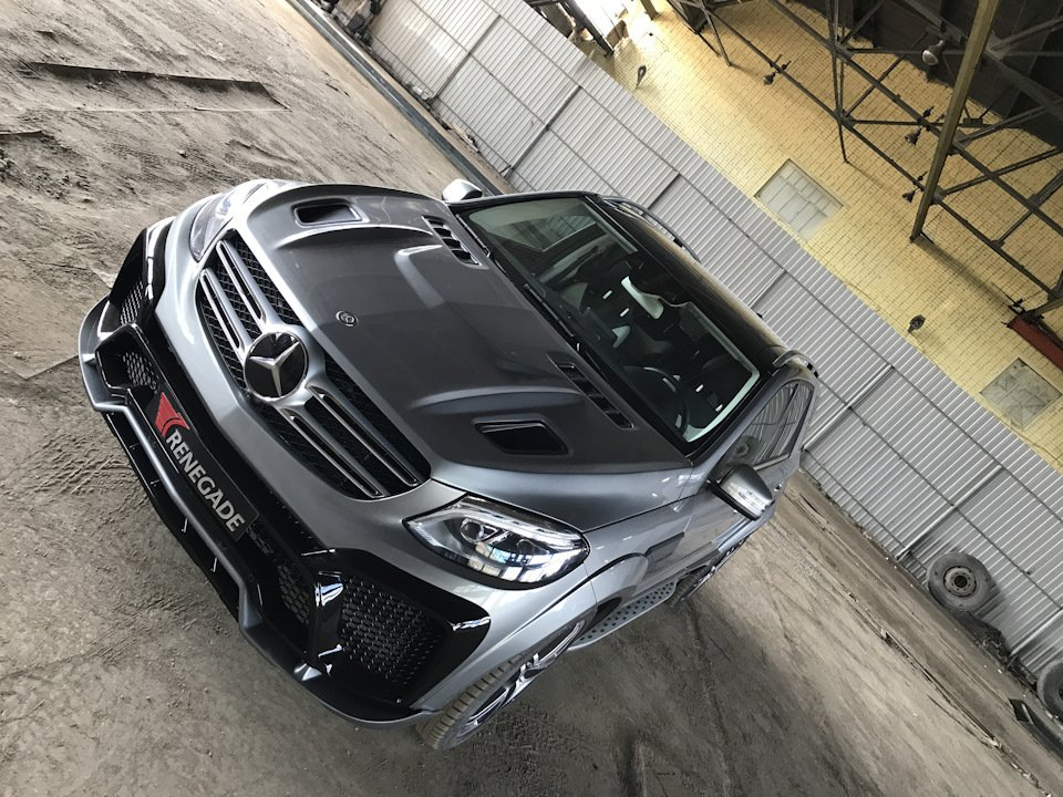 Mercedes GLE-class 2016 RENEGADE Design (67)