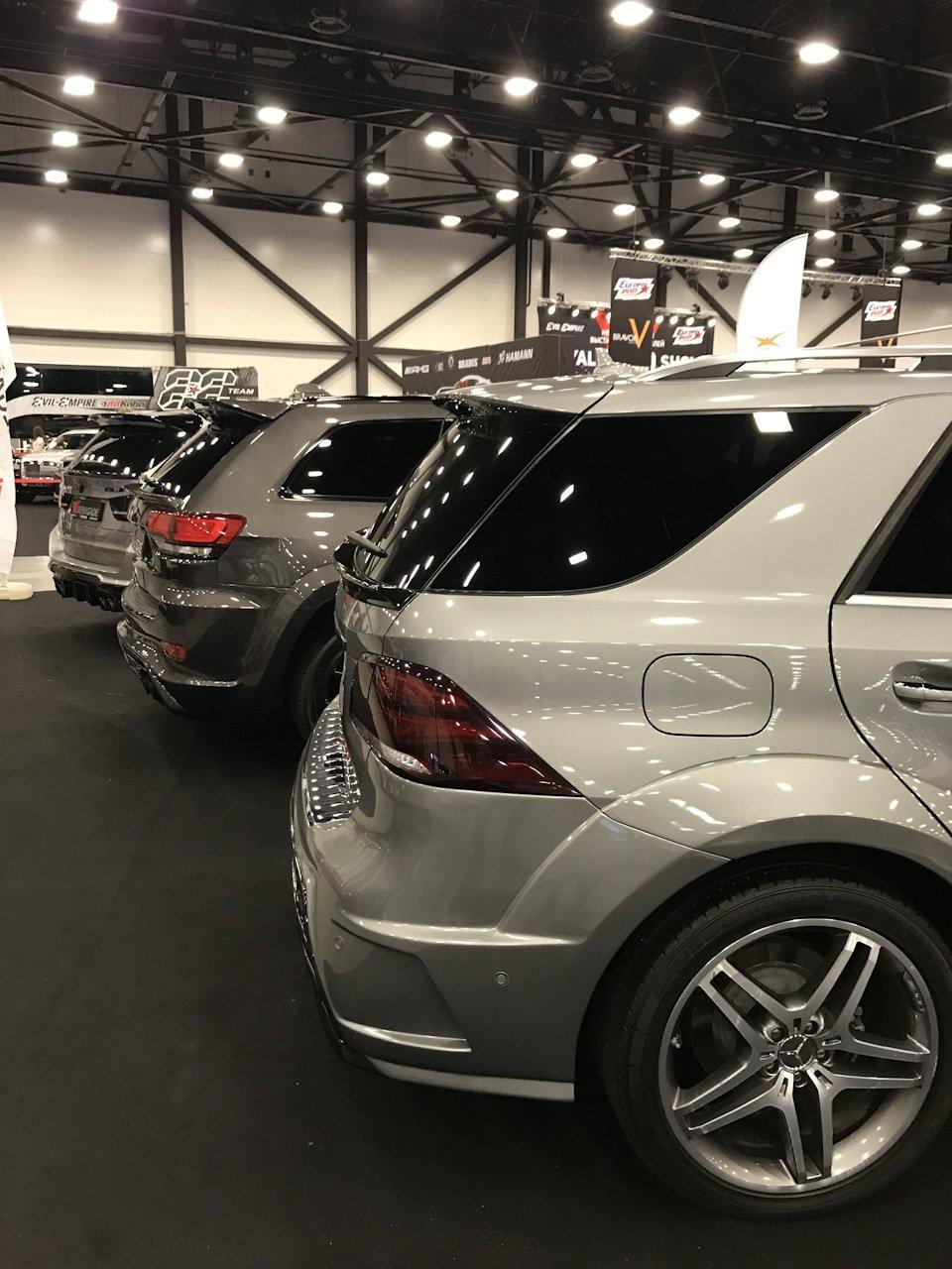 Mercedes GLE-class 2016 RENEGADE Design (6)