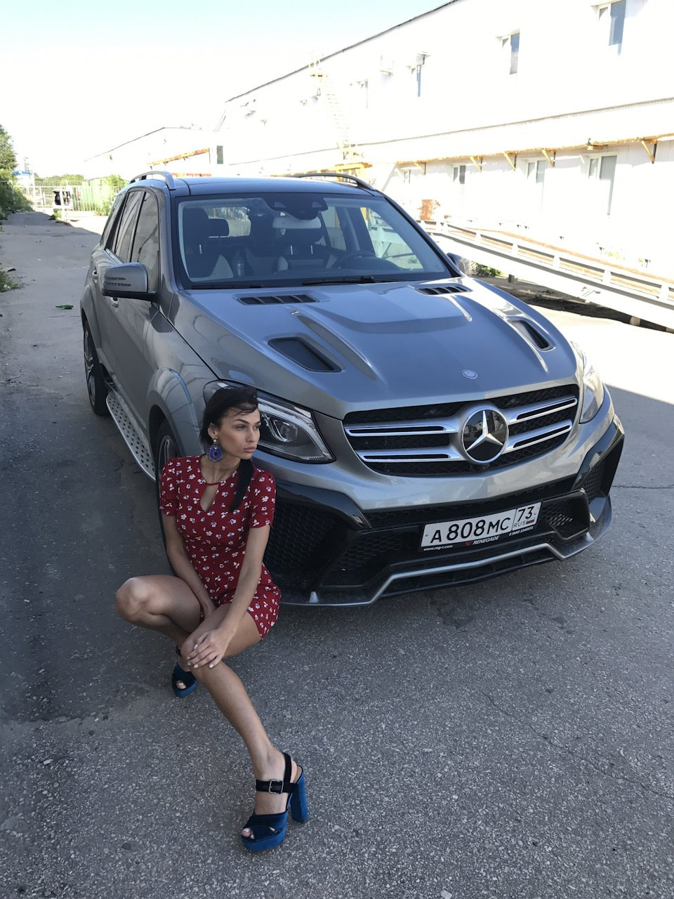 Mercedes GLE-class 2016 RENEGADE Design (74)