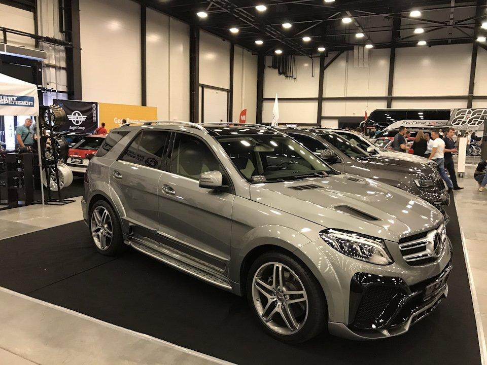 Mercedes GLE-class 2016 RENEGADE Design (86)