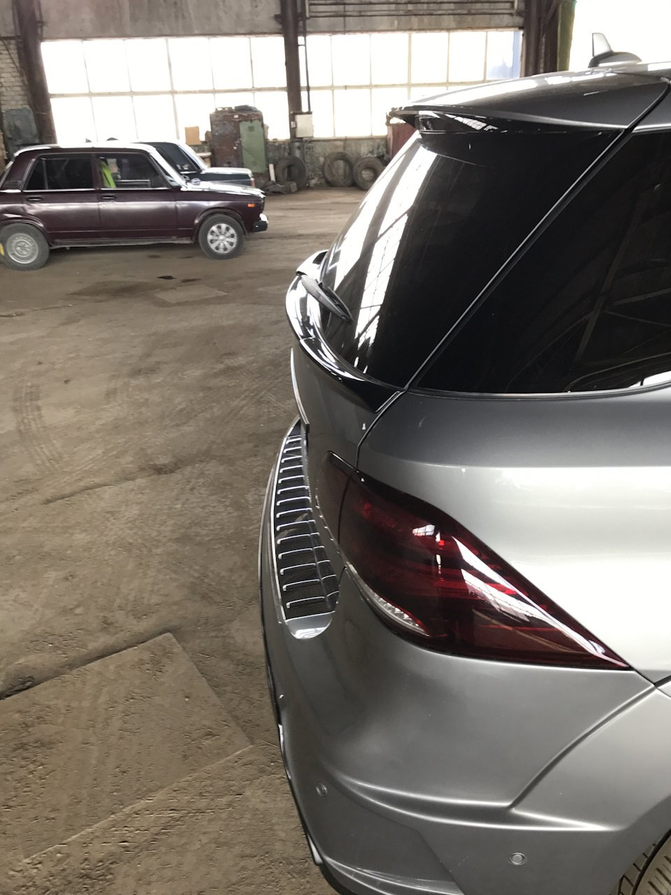 Mercedes GLE-class 2016 RENEGADE Design (87)