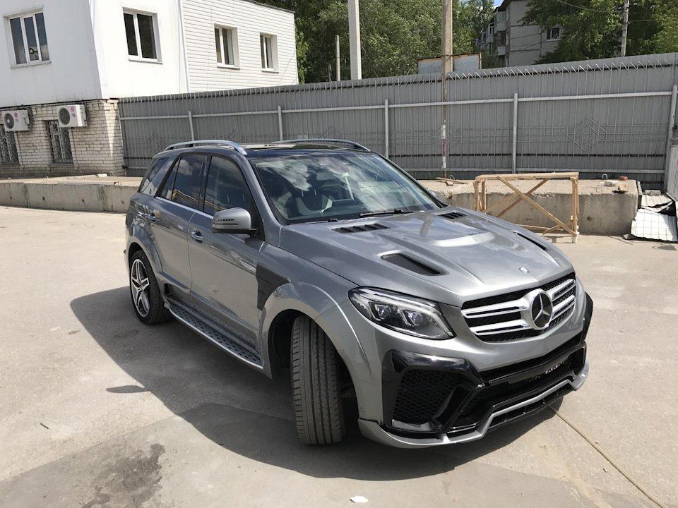 Mercedes GLE-class 2016 RENEGADE Design (91)