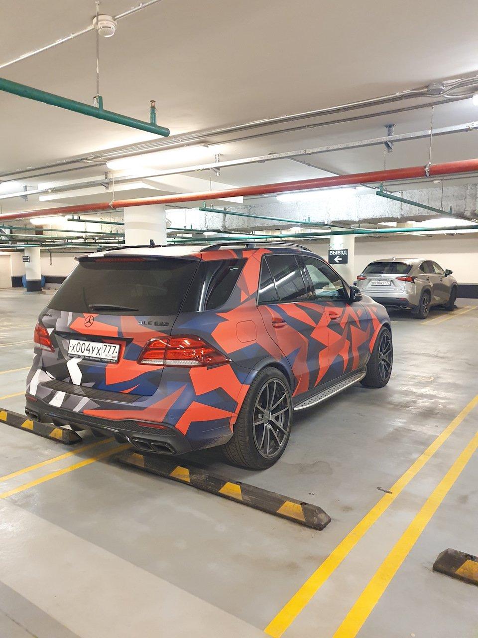 Mercedes GLE 63 AMG (2)