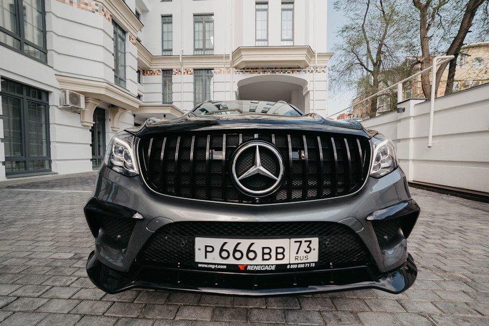 Mercedes GLS X166 RENEGADE (10)