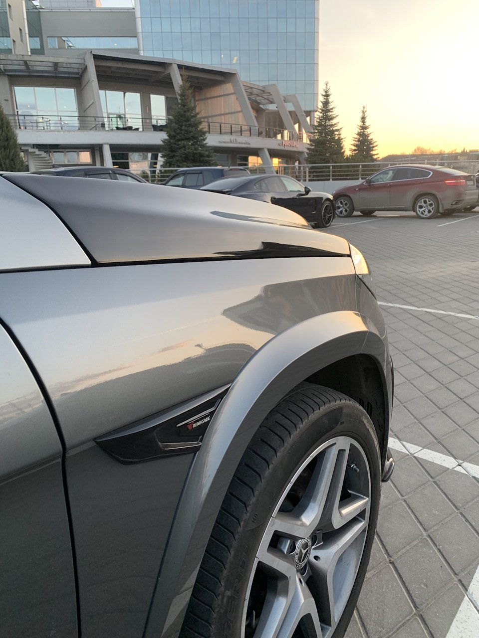 Mercedes GLS X166 RENEGADE (12)