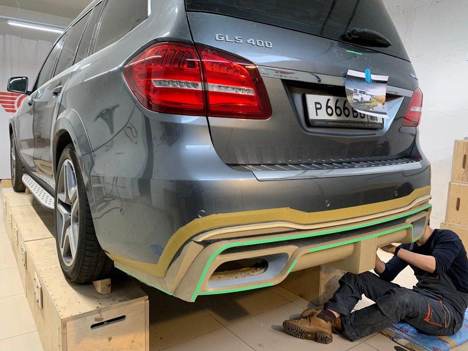 Mercedes GLS X166 RENEGADE (22)