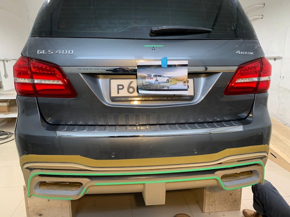 Mercedes GLS X166 RENEGADE (24)