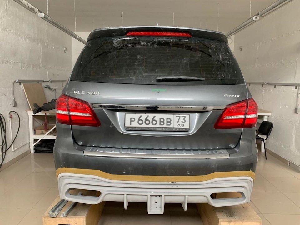 Mercedes GLS X166 RENEGADE (28)
