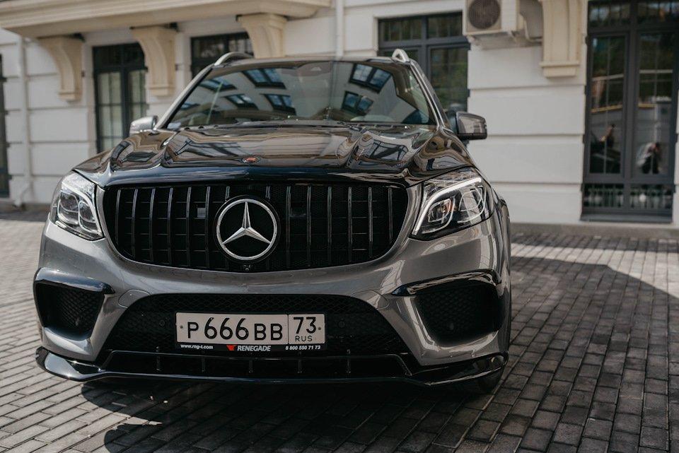 Mercedes GLS X166 RENEGADE (29)