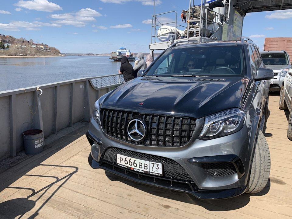 Mercedes GLS X166 RENEGADE (33)
