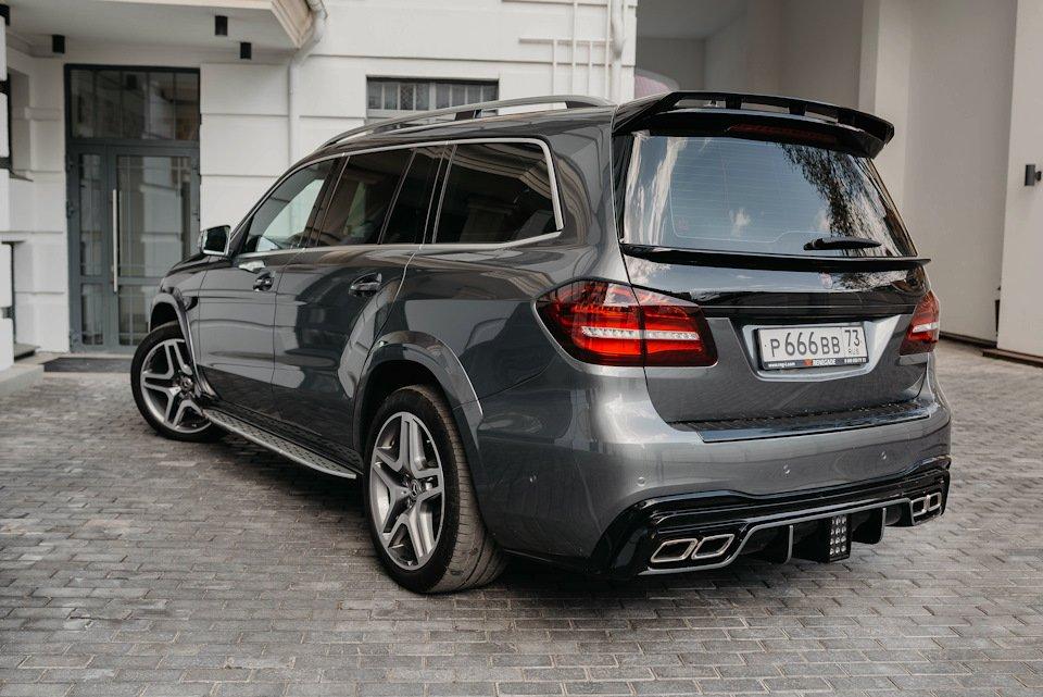 Mercedes GLS X166 RENEGADE (34)