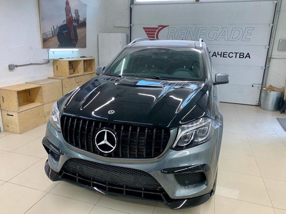 Mercedes GLS X166 RENEGADE (42)