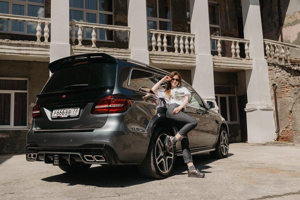 Mercedes GLS X166 RENEGADE (46)