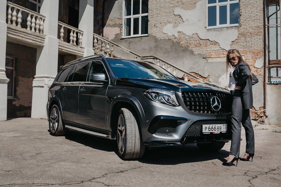 Mercedes GLS X166 RENEGADE (47)