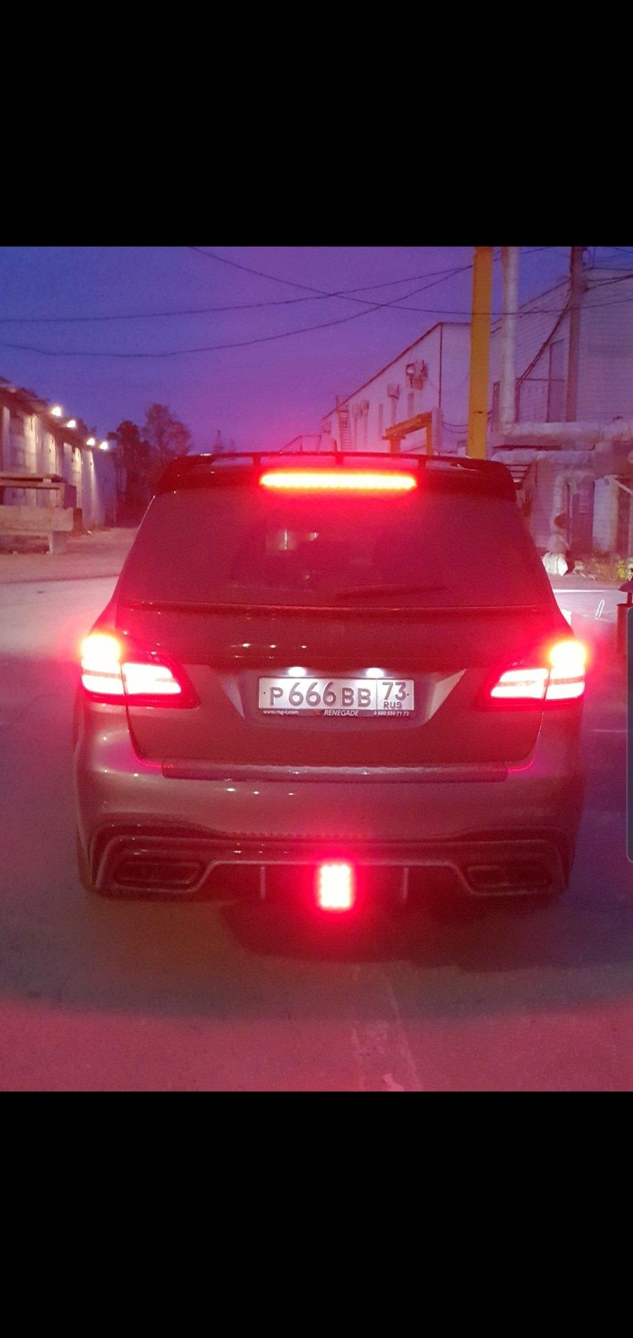 Mercedes GLS X166 RENEGADE (48)