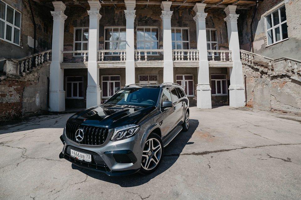 Mercedes GLS X166 RENEGADE (6)