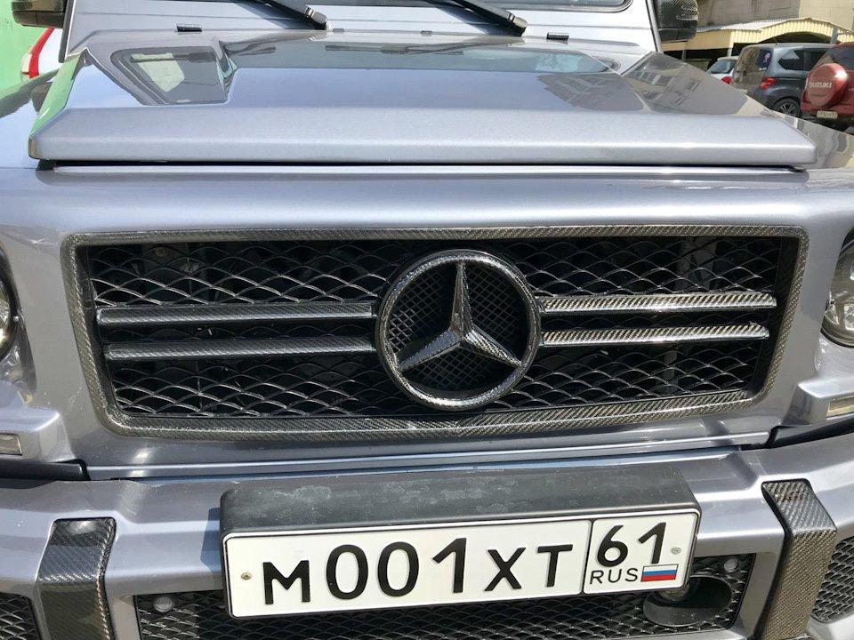 Mercedes G 55 AMG Pneumatic Suspension (11)