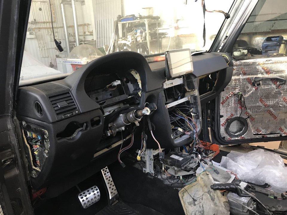 Mercedes G 55 AMG Pneumatic Suspension (16)