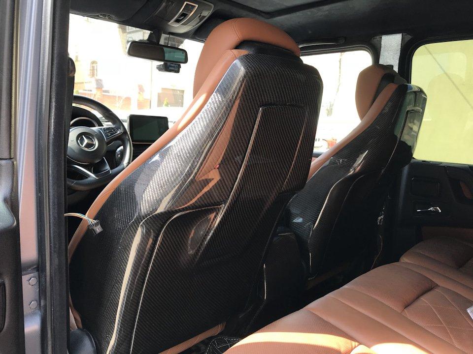 Mercedes G 55 AMG Pneumatic Suspension (20)