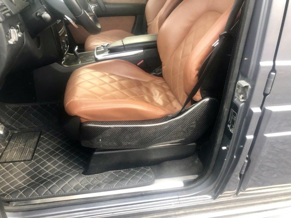 Mercedes G 55 AMG Pneumatic Suspension (35)