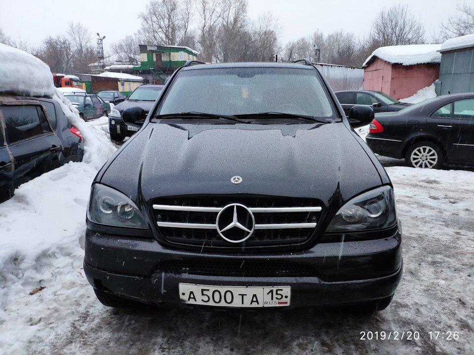 Mercedes M-class ONE.6.3 AMG 5.5 Kompressor W163 (21)