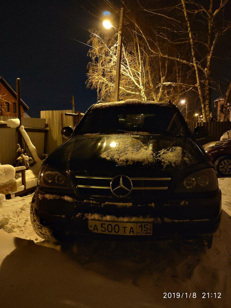 Mercedes M-class ONE.6.3 AMG 5.5 Kompressor W163 (38)