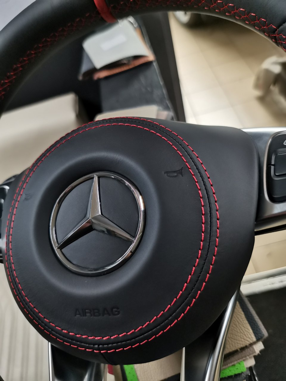 Mercedes M-class ONE.6.3 AMG 5.5 Kompressor W163 (39)