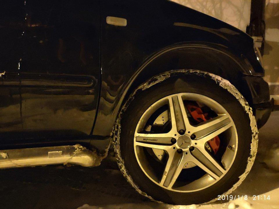 Mercedes M-class ONE.6.3 AMG 5.5 Kompressor W163 (43)