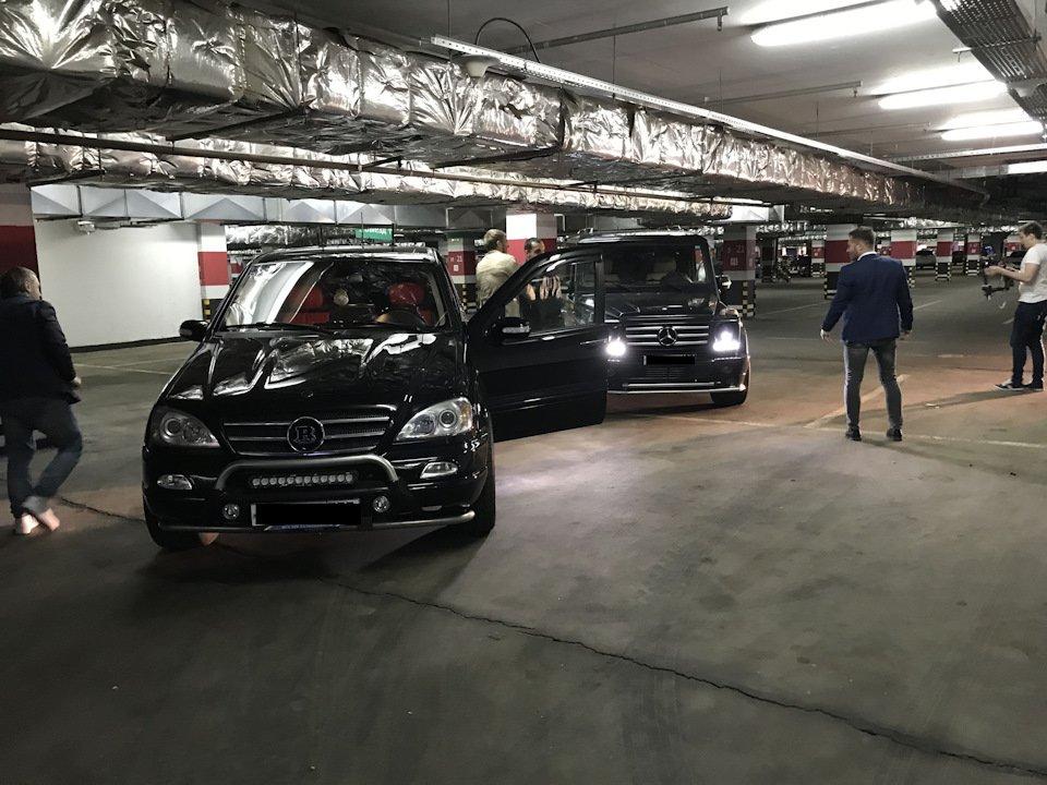 Mercedes ML55 AMG BRABUS (3)