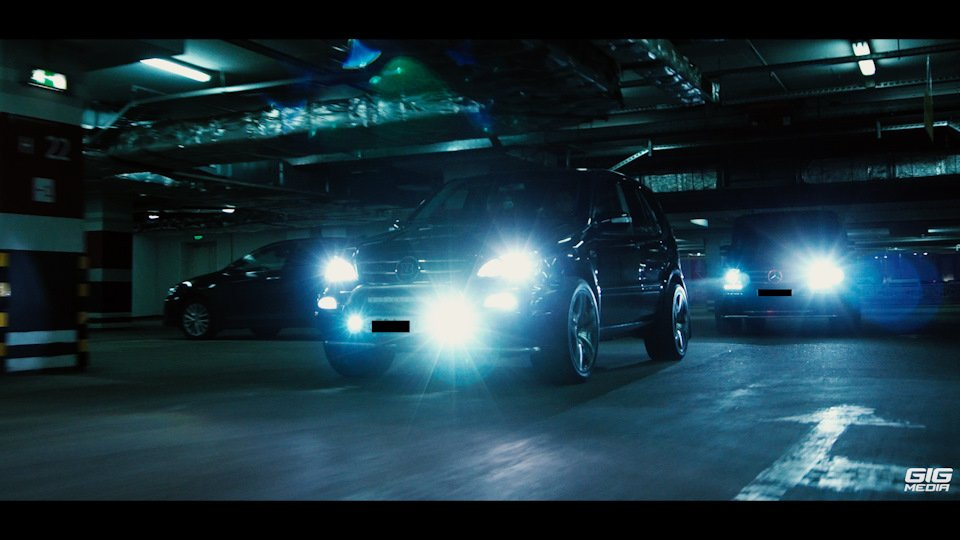 Mercedes ML55 AMG BRABUS (4)
