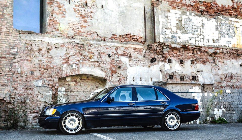 Mercedes S-class 600 V12 (16)