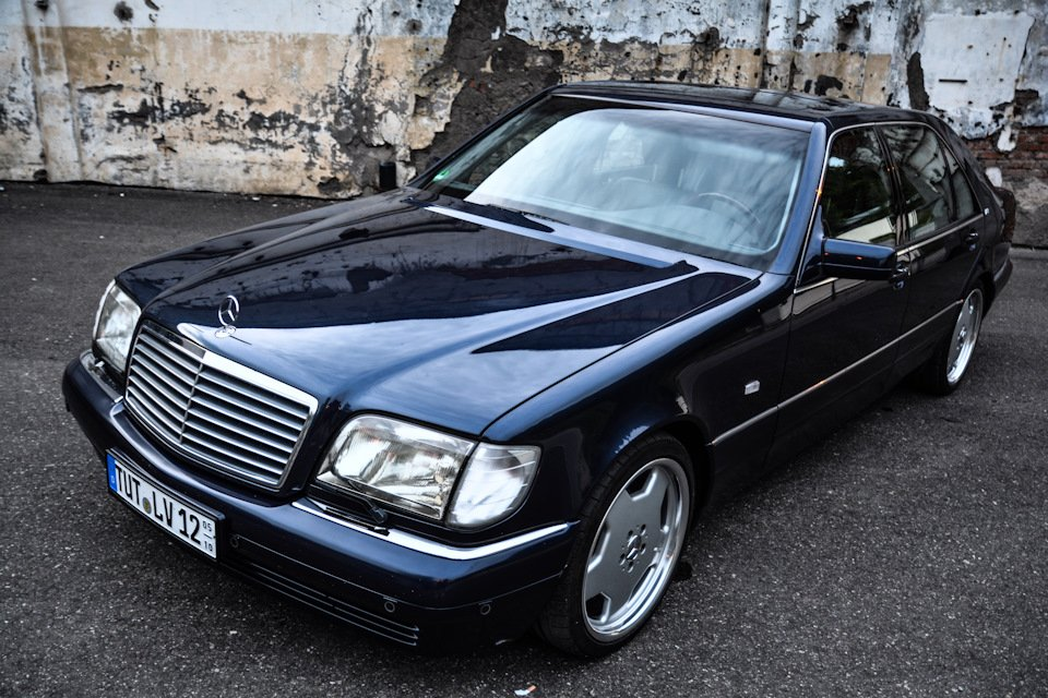 Mercedes S-class 600 V12 (21)
