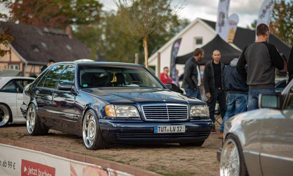 Mercedes S-class 600 V12 (22)