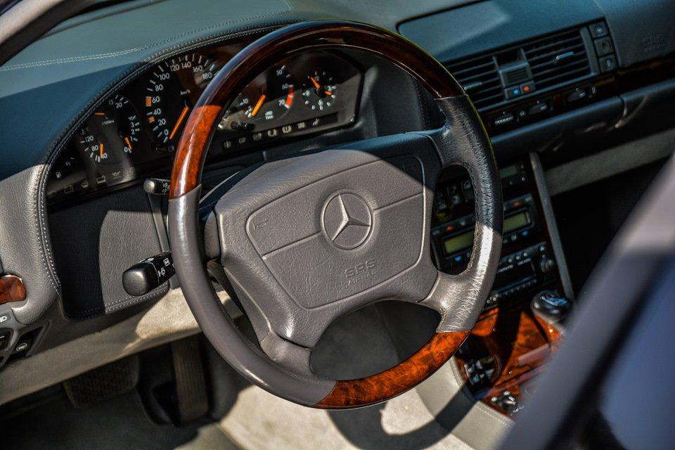 Mercedes S-class 600 V12 (23)